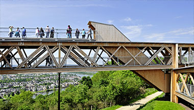 Rhine Viewing Platform